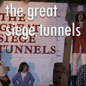 The Great Siege Tunnels - Gibraltar Tours - Gibraltar - Rock Of Gibraltar - Weekend Breaks - Pillars of Hercules - History of the Rock of Gibraltar - Holidays in Gibraltar -Gibraltartours.org